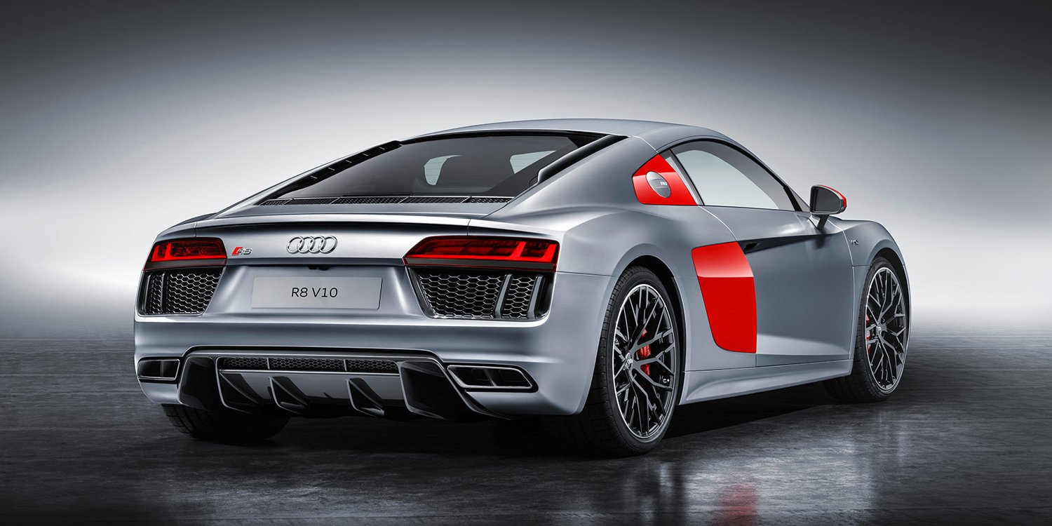 audi r8 audi sport edition revealed in new york photos. Black Bedroom Furniture Sets. Home Design Ideas