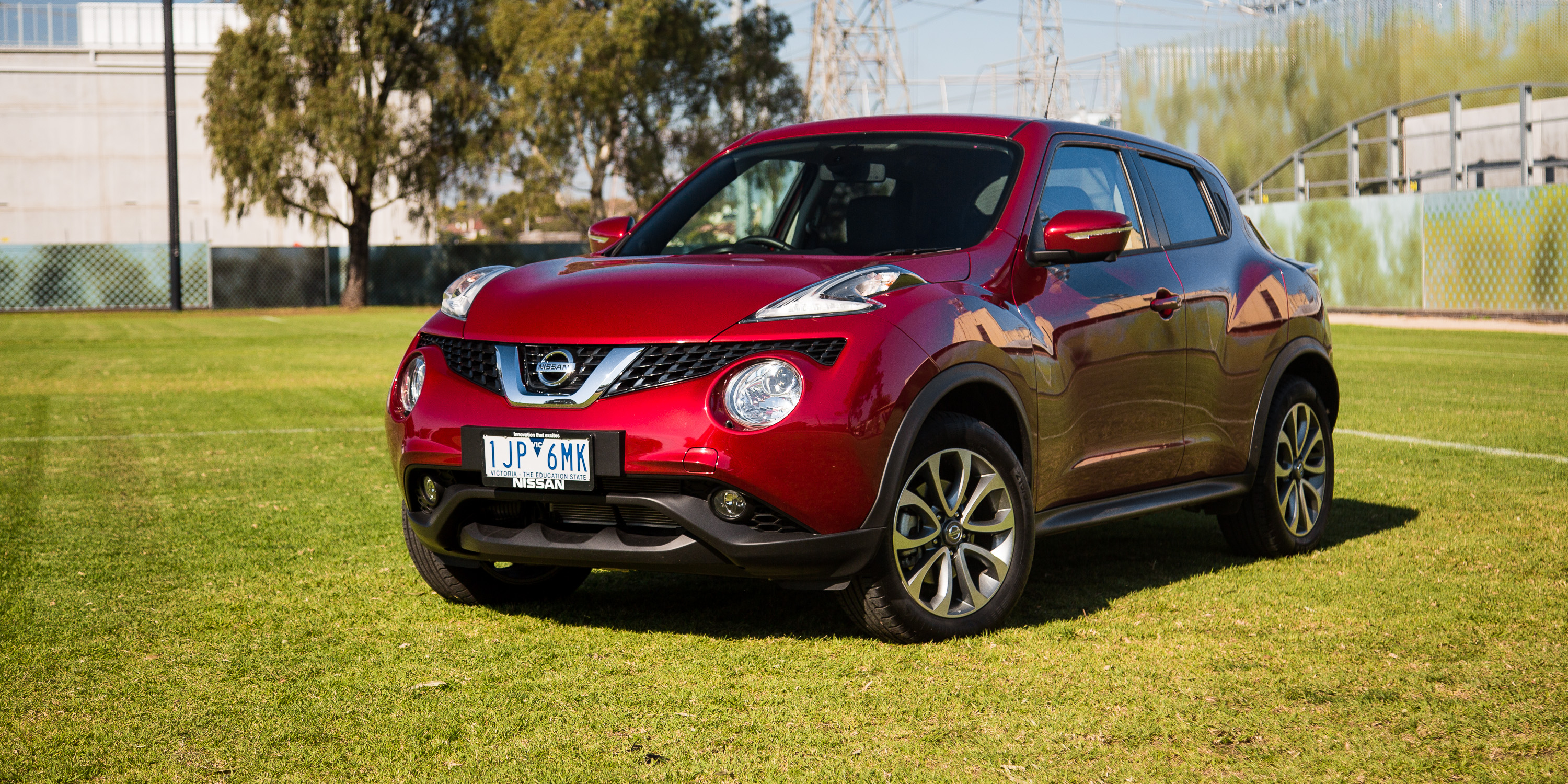Awd Sports Cars >> 2017 Nissan Juke Ti-S AWD review | CarAdvice