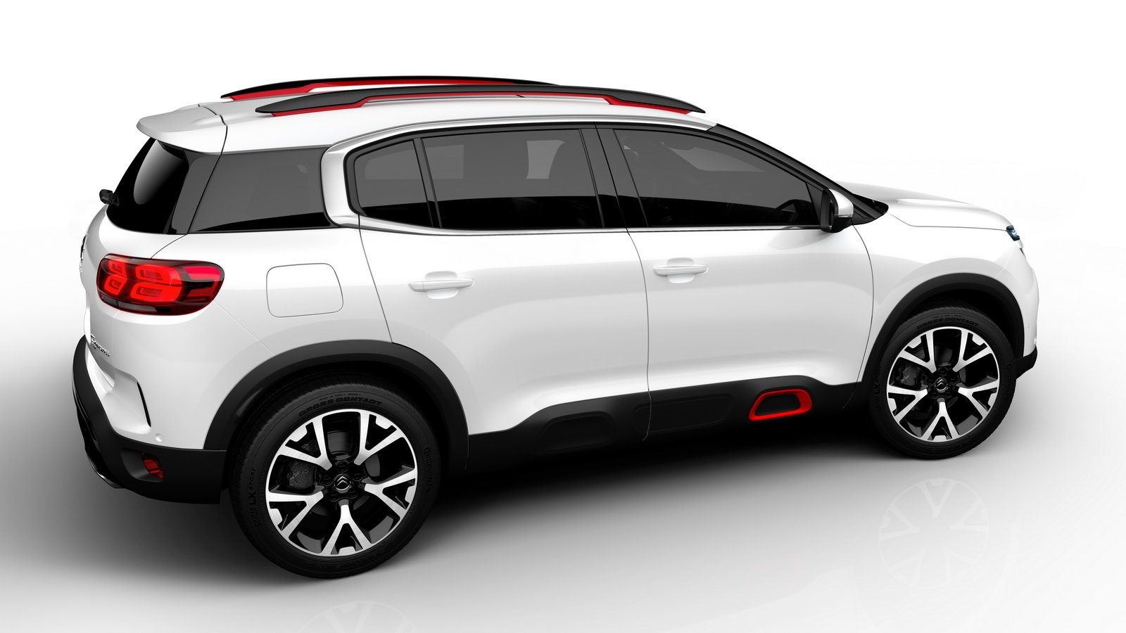 2017 citroen c5 aircross revealed update australian launch under consideration photos 1 of 14. Black Bedroom Furniture Sets. Home Design Ideas