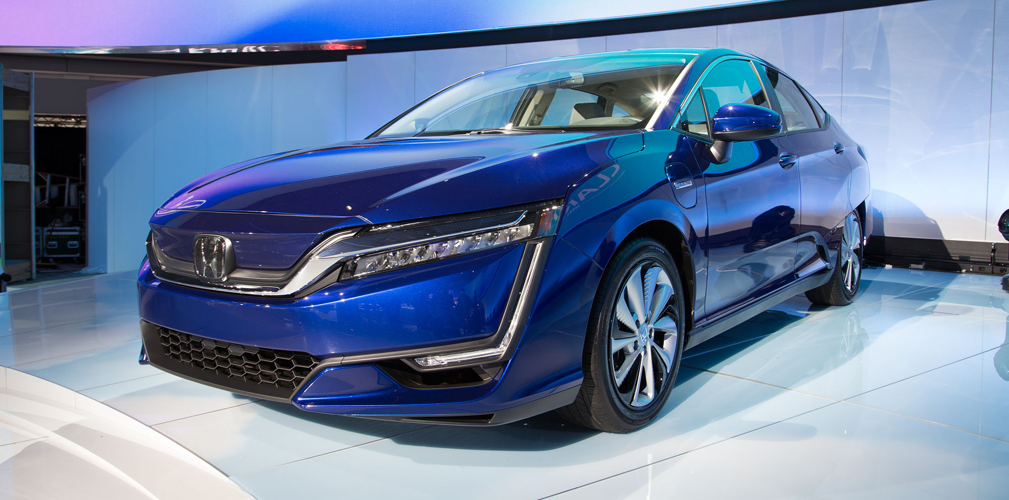 Honda clarity electric and plug in hybrid launched for Honda hybrid cars