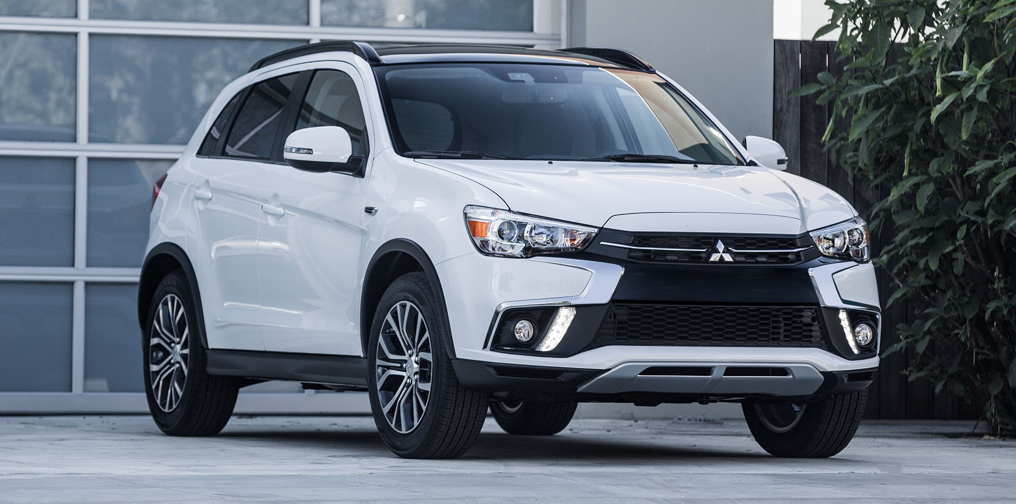 2018 mitsubishi asx update revealed in the usa photos 1 of 4. Black Bedroom Furniture Sets. Home Design Ideas