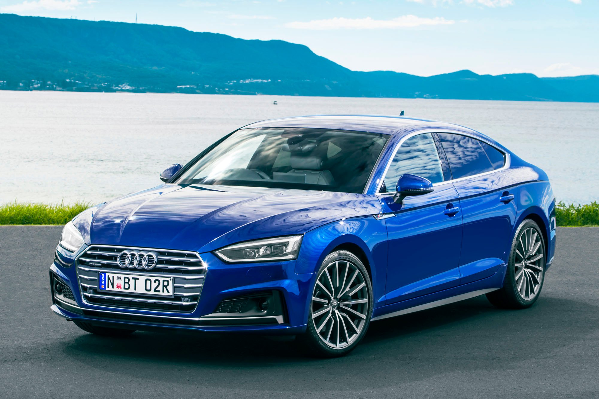 2017 audi a5 sportback s5 sportback pricing and specs new range brings faster hero model. Black Bedroom Furniture Sets. Home Design Ideas