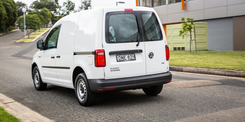 2017 Volkswagen Caddy Runner Review