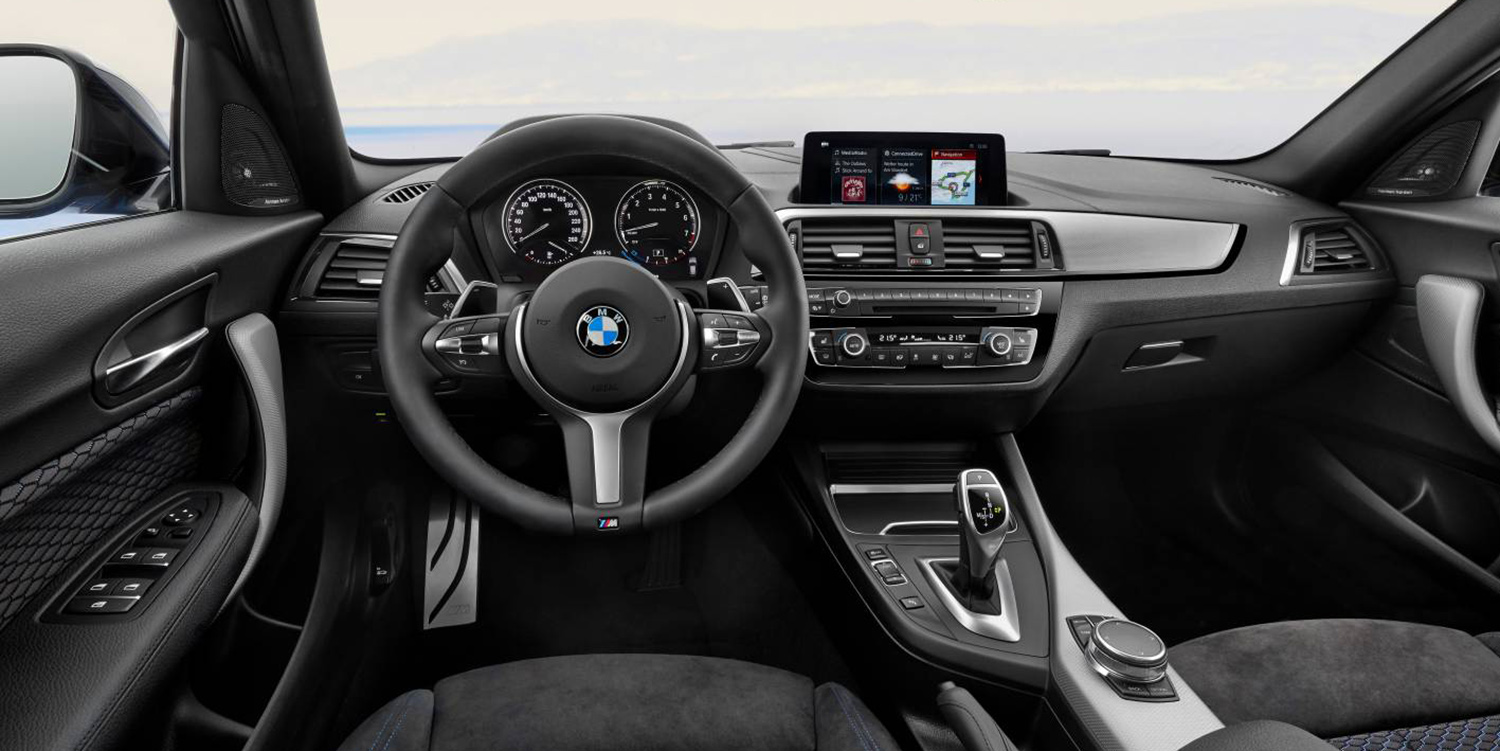 2018 BMW 1 Series pricing and specs: Fresh look, more tech ...