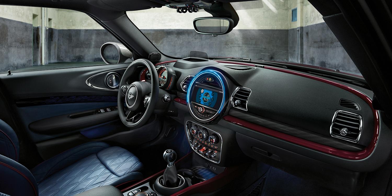 2018 Mini range updates Apple CarPlay revised displays