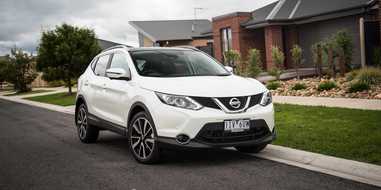 2017 Nissan Qashqai TL Review