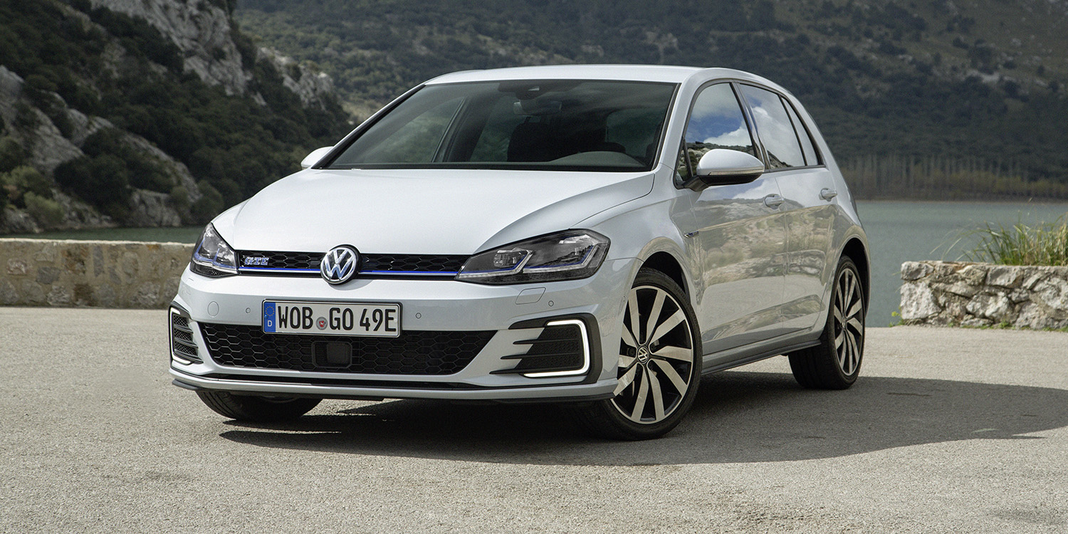 volkswagen golf gte plug in could hit australia in 2018. Black Bedroom Furniture Sets. Home Design Ideas
