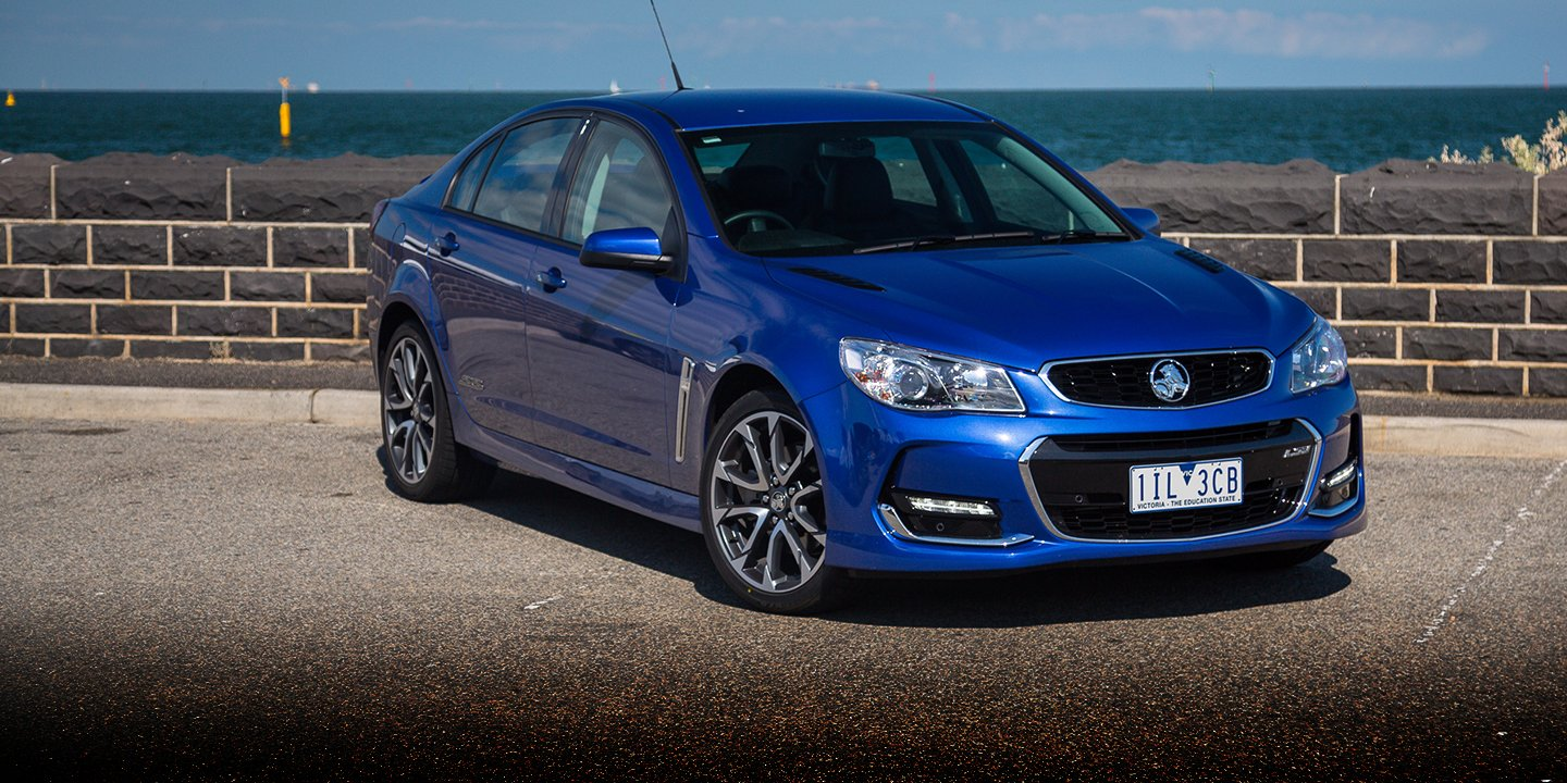 2017 holden commodore ss review caradvice