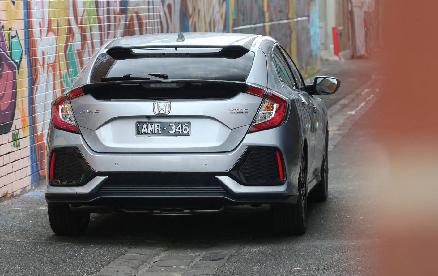 2017 Honda Civic hatch review | CarAdvice