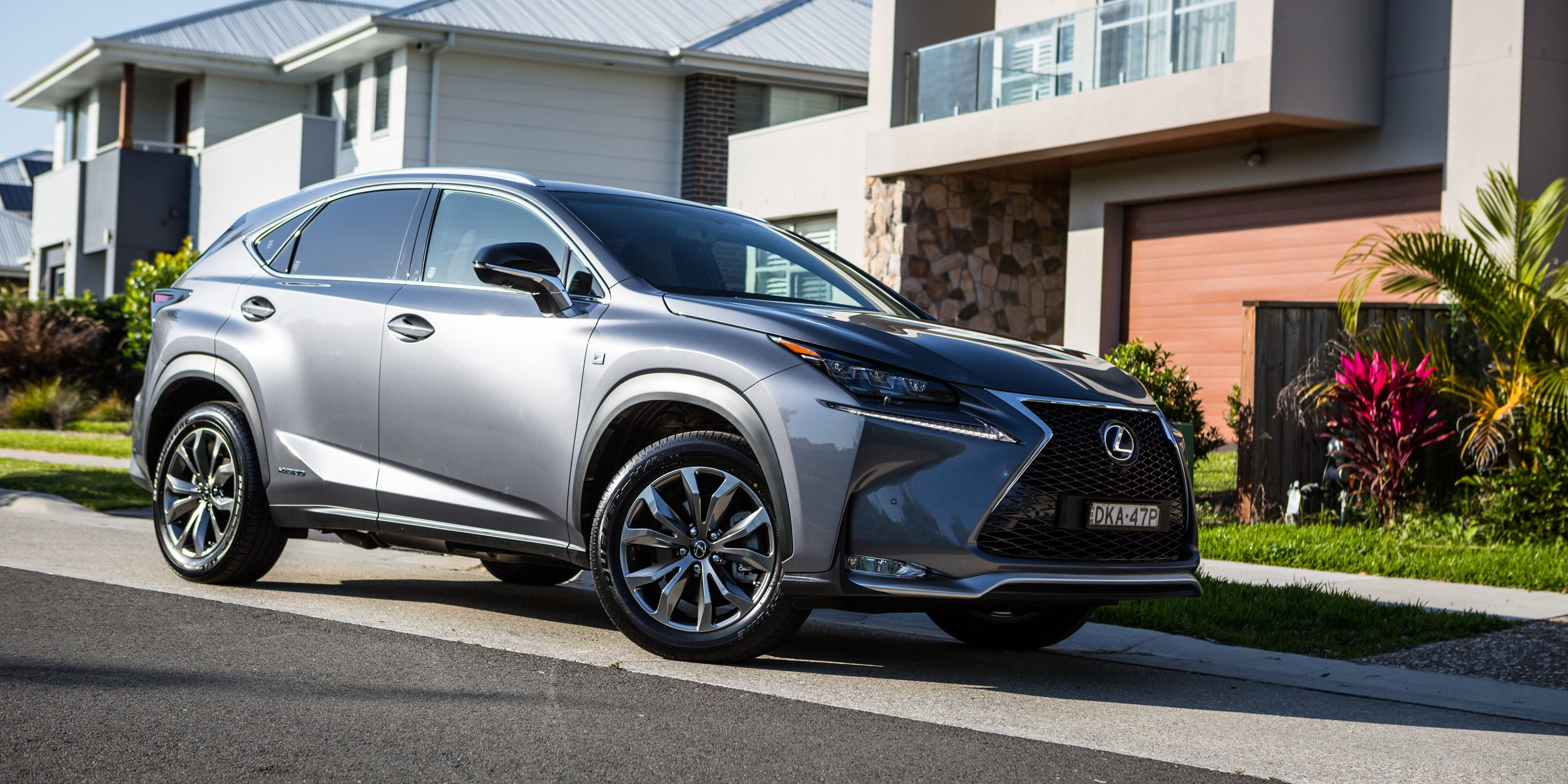2017 lexus nx300h f sport review caradvice. Black Bedroom Furniture Sets. Home Design Ideas