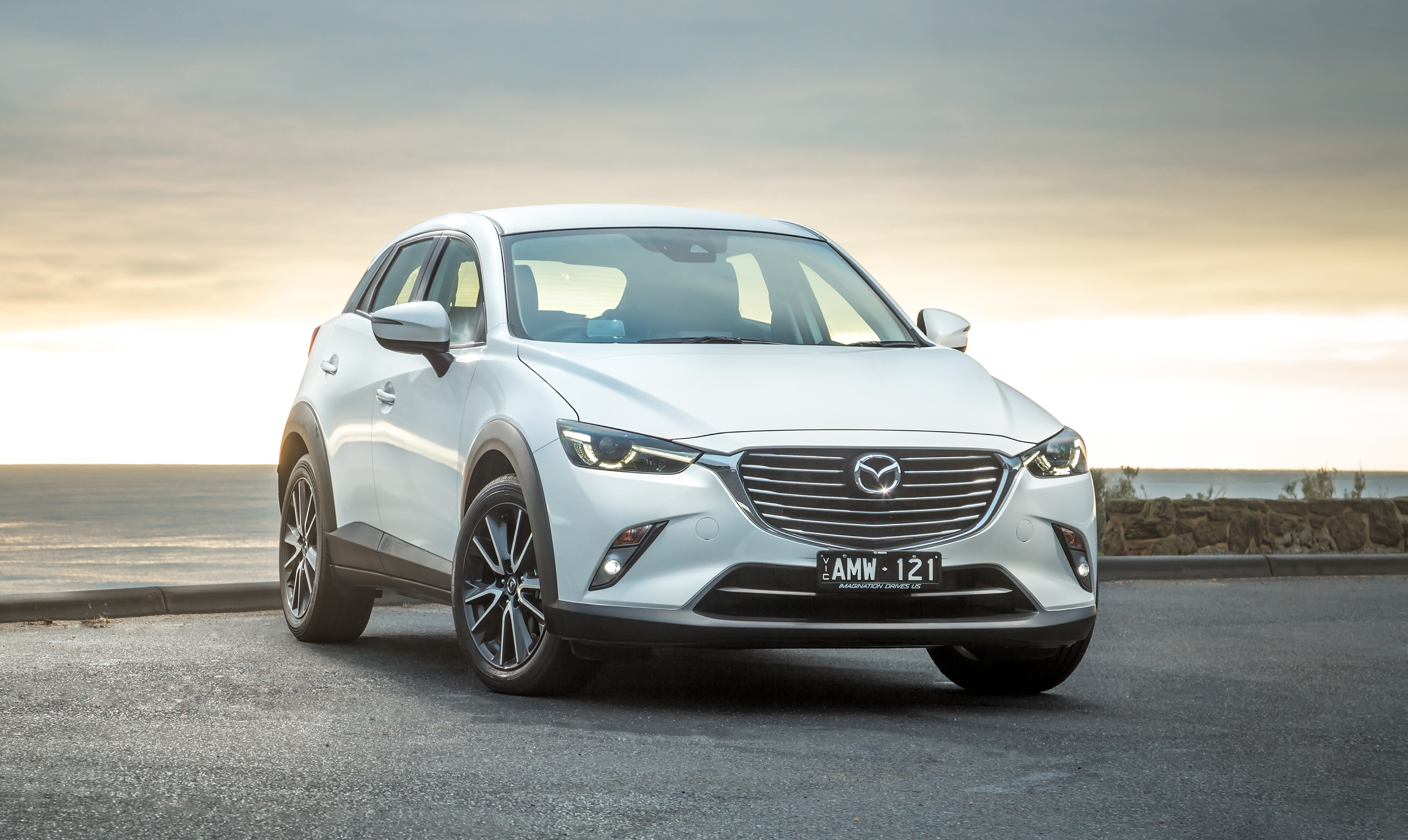 2017 mazda cx 3 pricing and specs photos 1 of 11. Black Bedroom Furniture Sets. Home Design Ideas