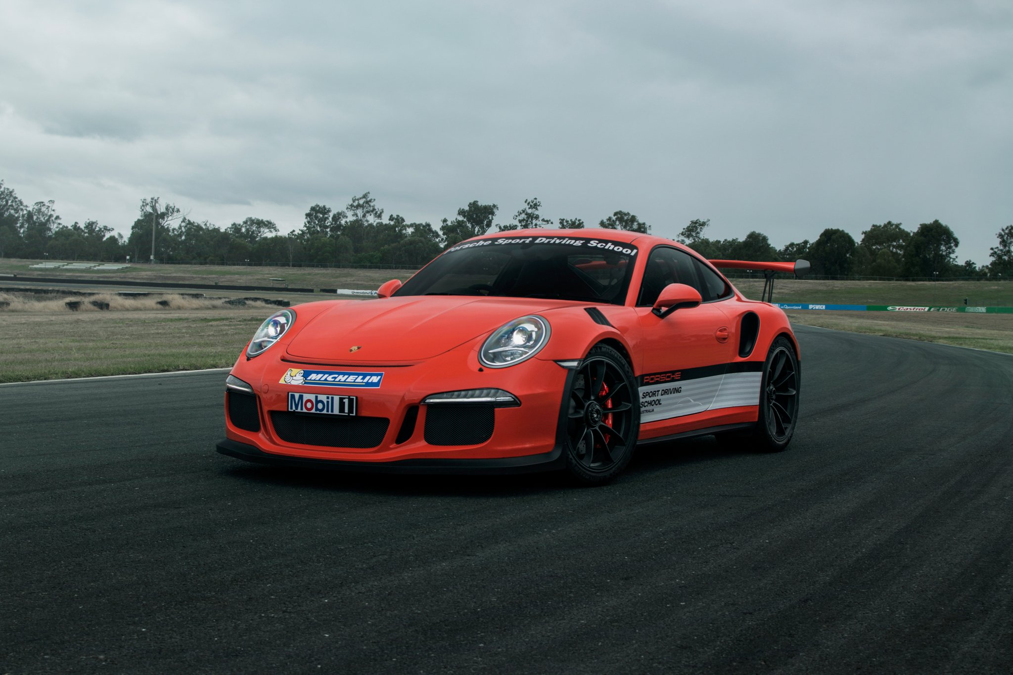 Porsche Sport Driving School Master Class Review Photos