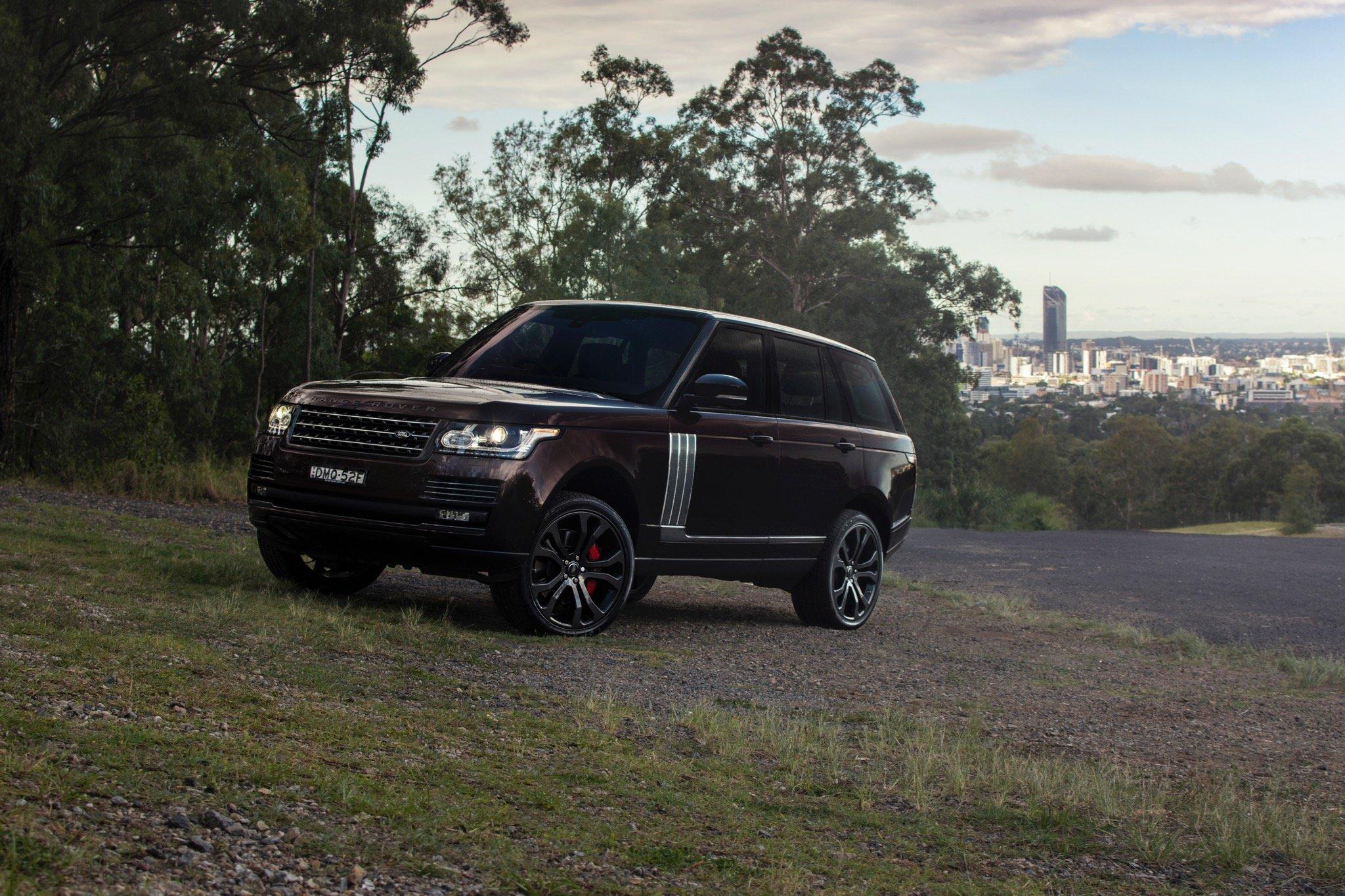 Land Rover Range Rover Evoque Autobiography >> 2017 Range Rover SV Autobiography Dynamic review   CarAdvice