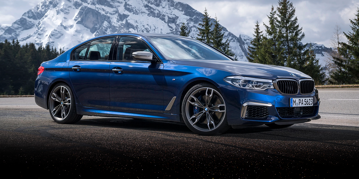 2018 Bmw M550i Xdrive Reviews Go4carz Com