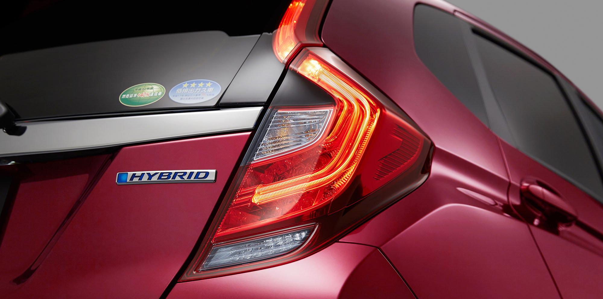 2018 Honda Jazz facelift unveiled in Japan - Photos (1 of 4)