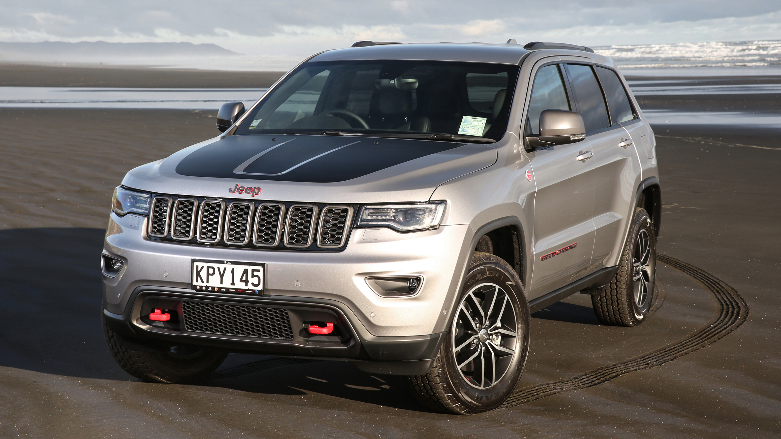 2017 jeep grand cherokee review caradvice. Black Bedroom Furniture Sets. Home Design Ideas