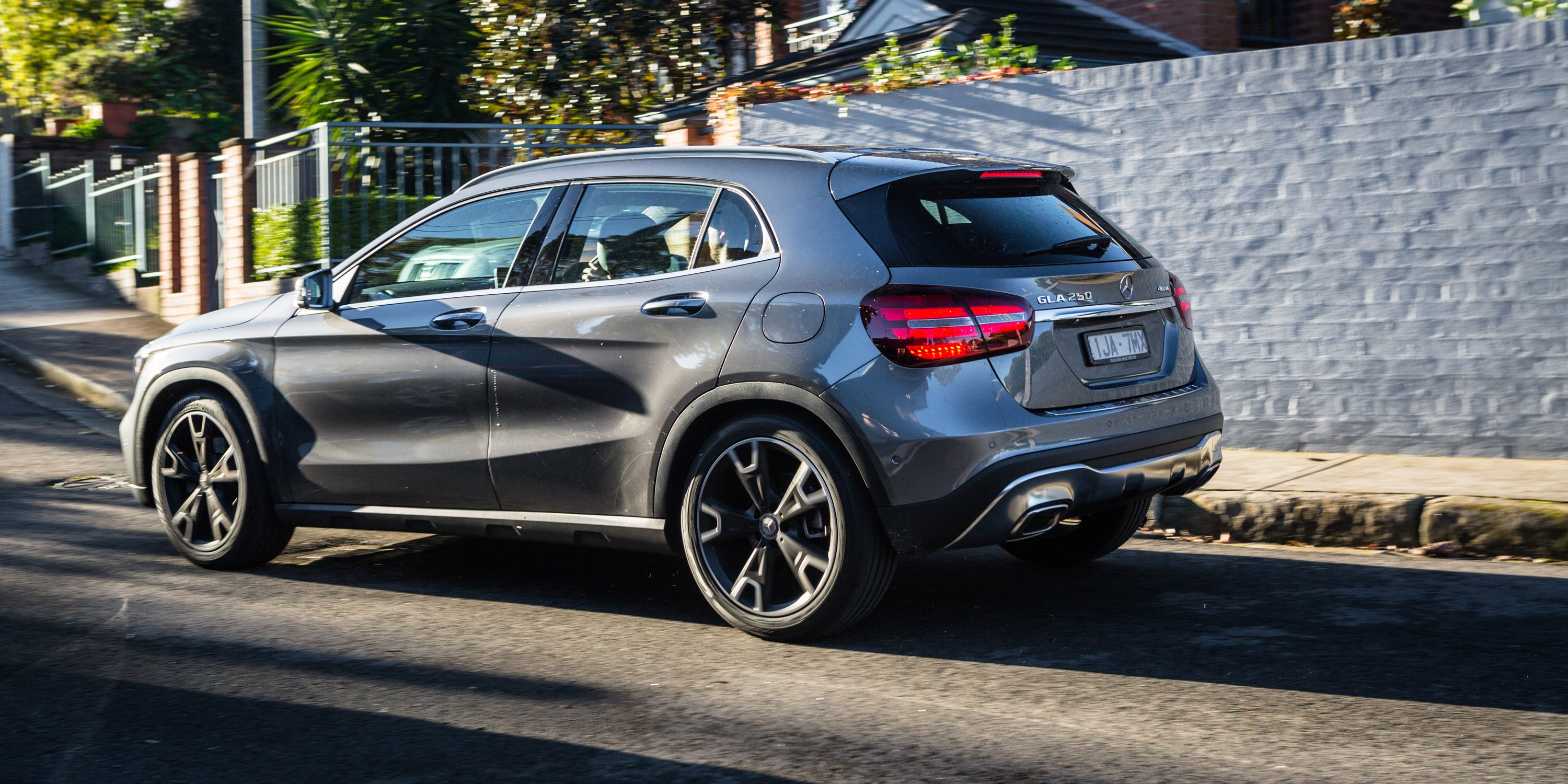 2017 mercedes benz gla250 4matic review caradvice