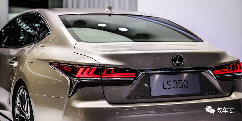 2018 lexus updates. simple 2018 2018 lexus ls350 debuts in china not for australia  update throughout lexus updates p