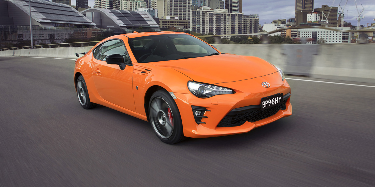 2017 toyota 86 limited edition arrives in australia from 41 490 photos 1 of 10. Black Bedroom Furniture Sets. Home Design Ideas