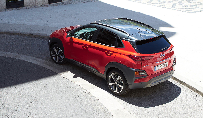 Hyndai Cars: 2018 Hyundai Kona Revealed: Photos And Australian Details
