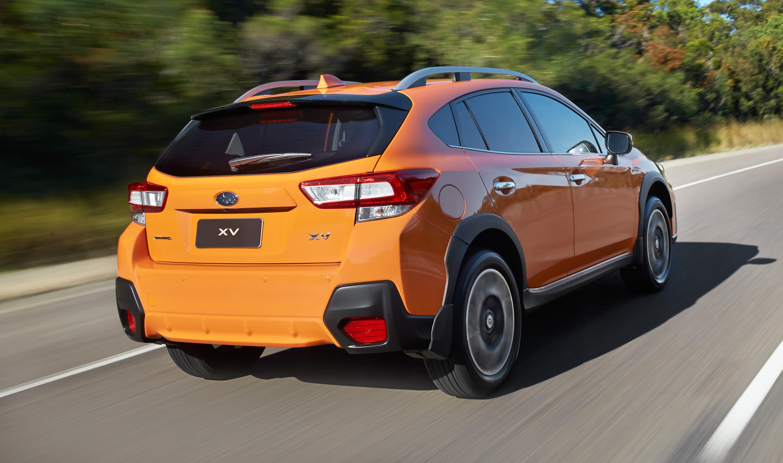Innovative 2017 Subaru XV Review  CarAdvice
