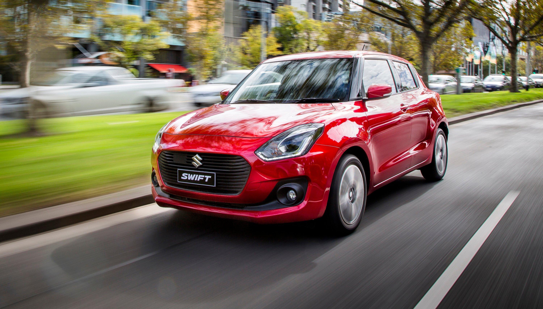 2017 Suzuki Swift Review Caradvice