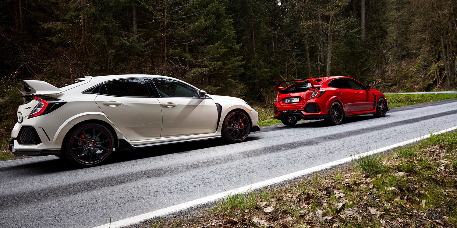 2018 Honda Civic Type R pricing and specs - Photos (1 of 5)