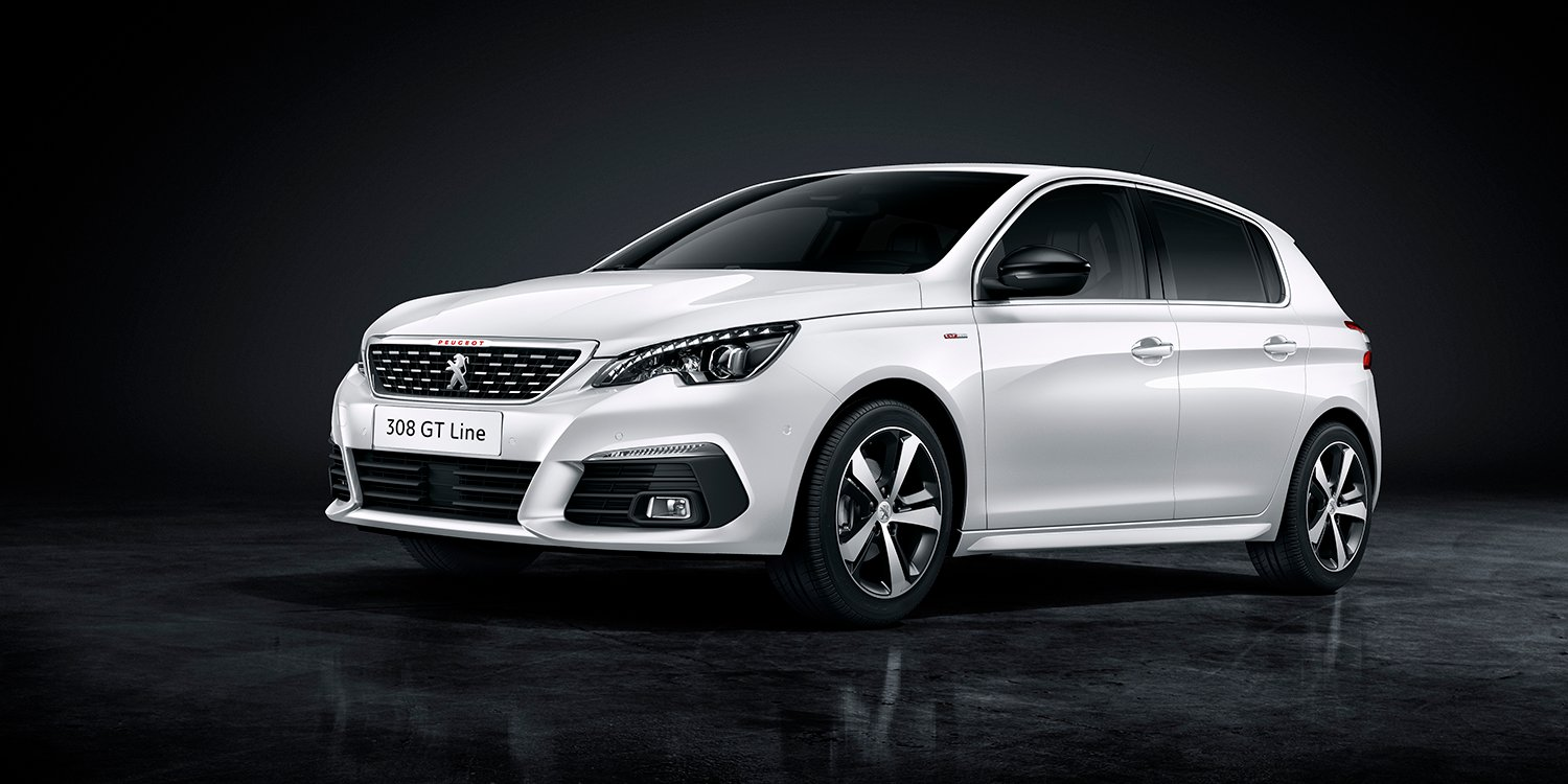 2017 Peugeot 308, 308 GTi fully revealed in new images ...