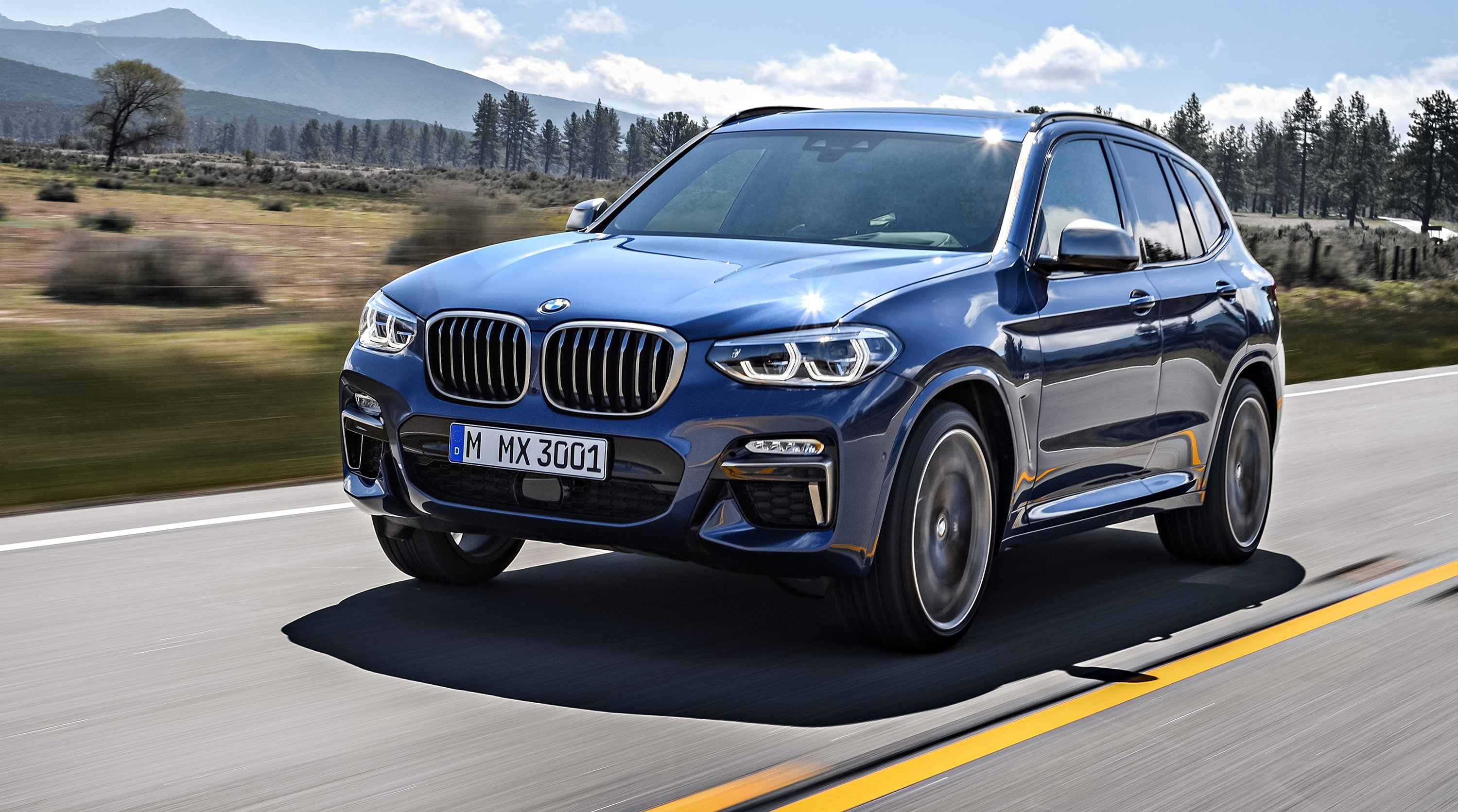 2018 bmw x3 revealed australian launch expected for next year photos 1 of 38. Black Bedroom Furniture Sets. Home Design Ideas