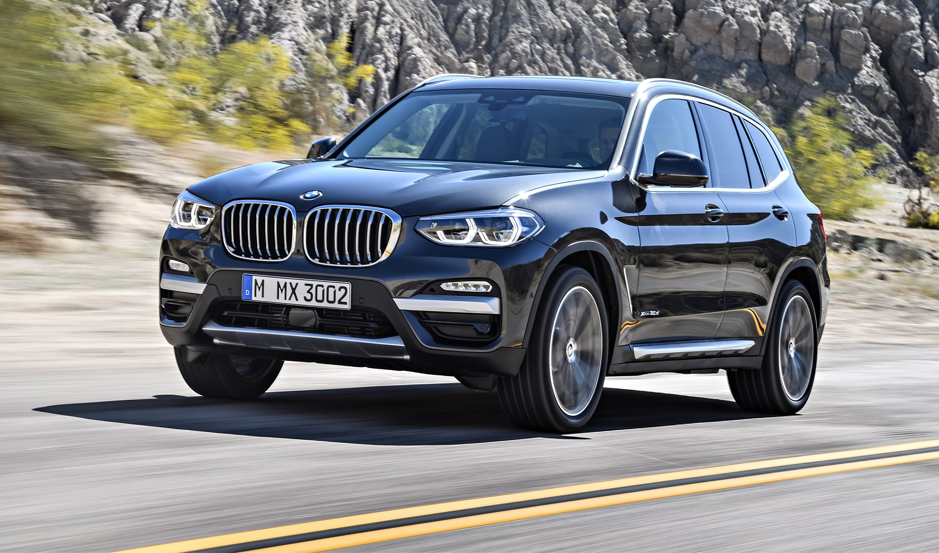 2018 bmw x3 revealed australian launch expected for next autos post. Black Bedroom Furniture Sets. Home Design Ideas