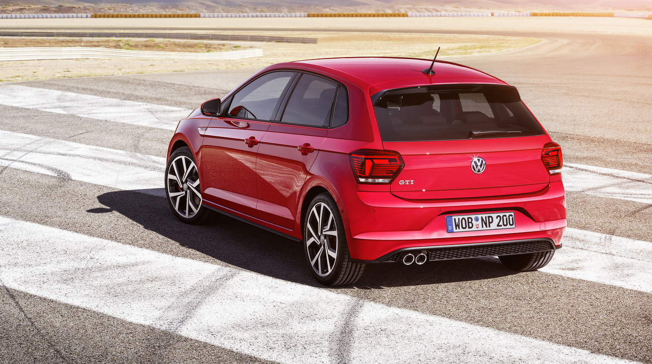 2018 volkswagen polo and polo gti revealed australian debut early next year photos 1 of 37. Black Bedroom Furniture Sets. Home Design Ideas