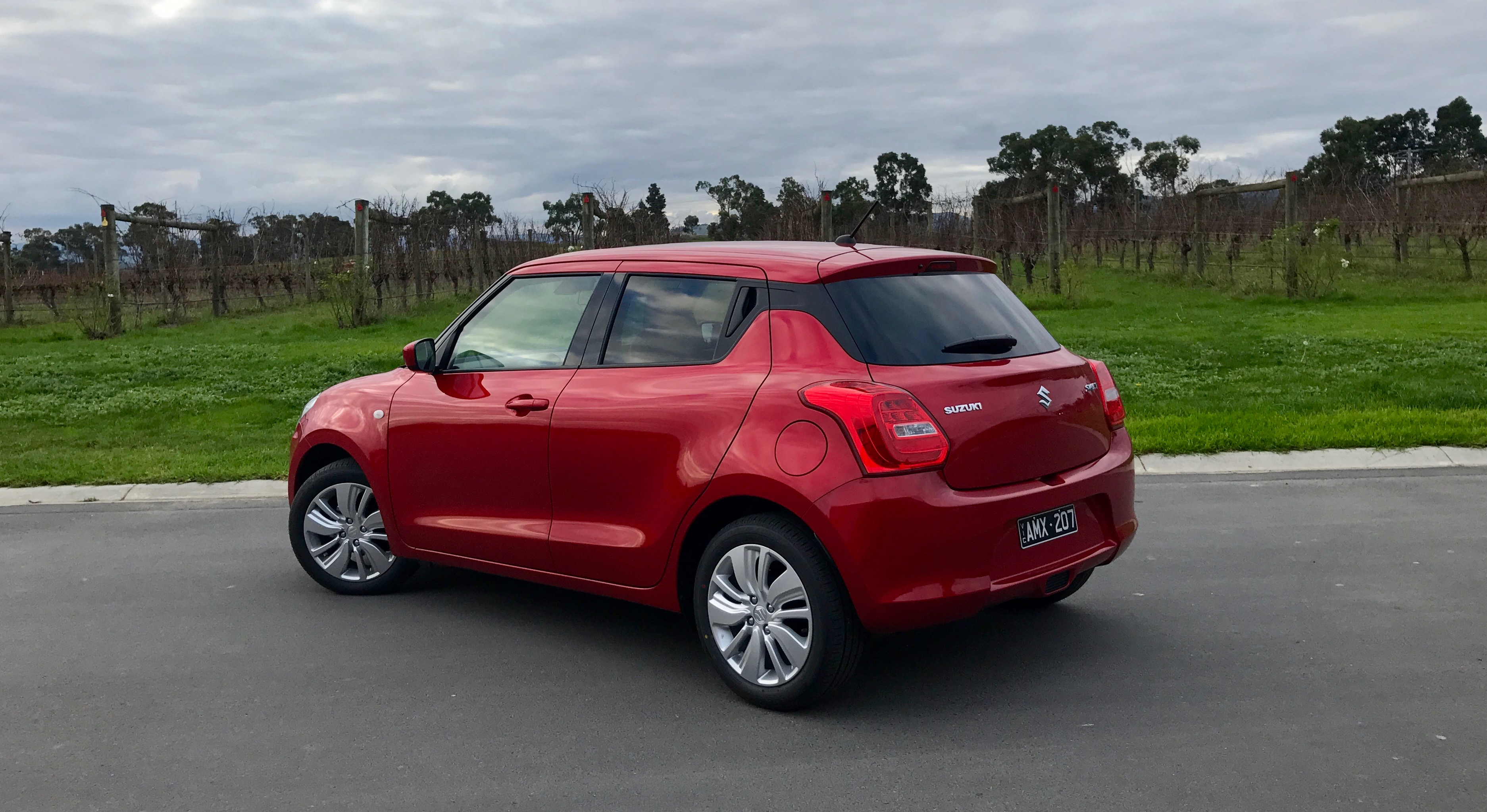 2017 Suzuki Swift Review Caradvice