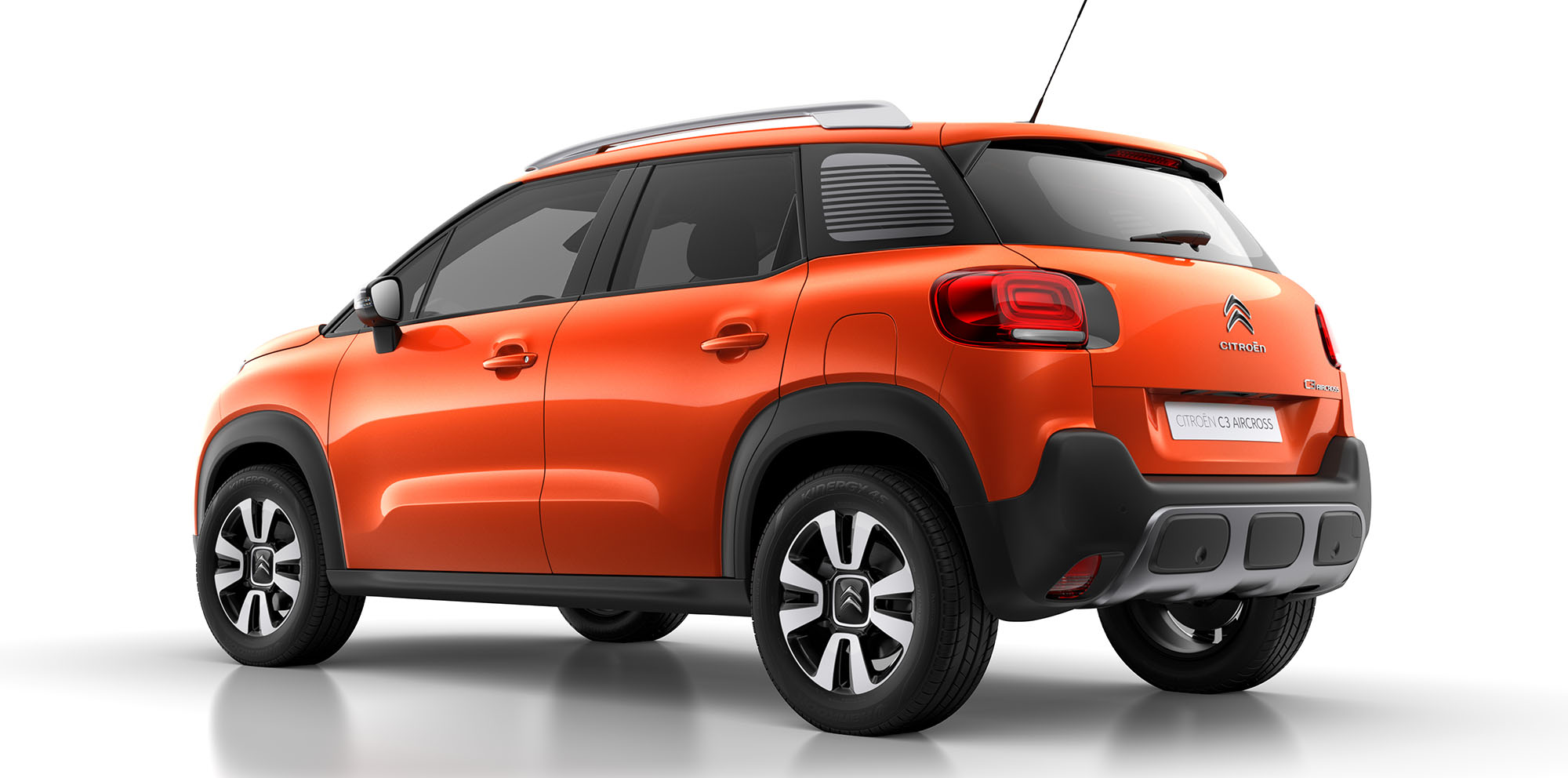 2018 Citroen C3 Aircross unveiled - Photos (1 of 5)