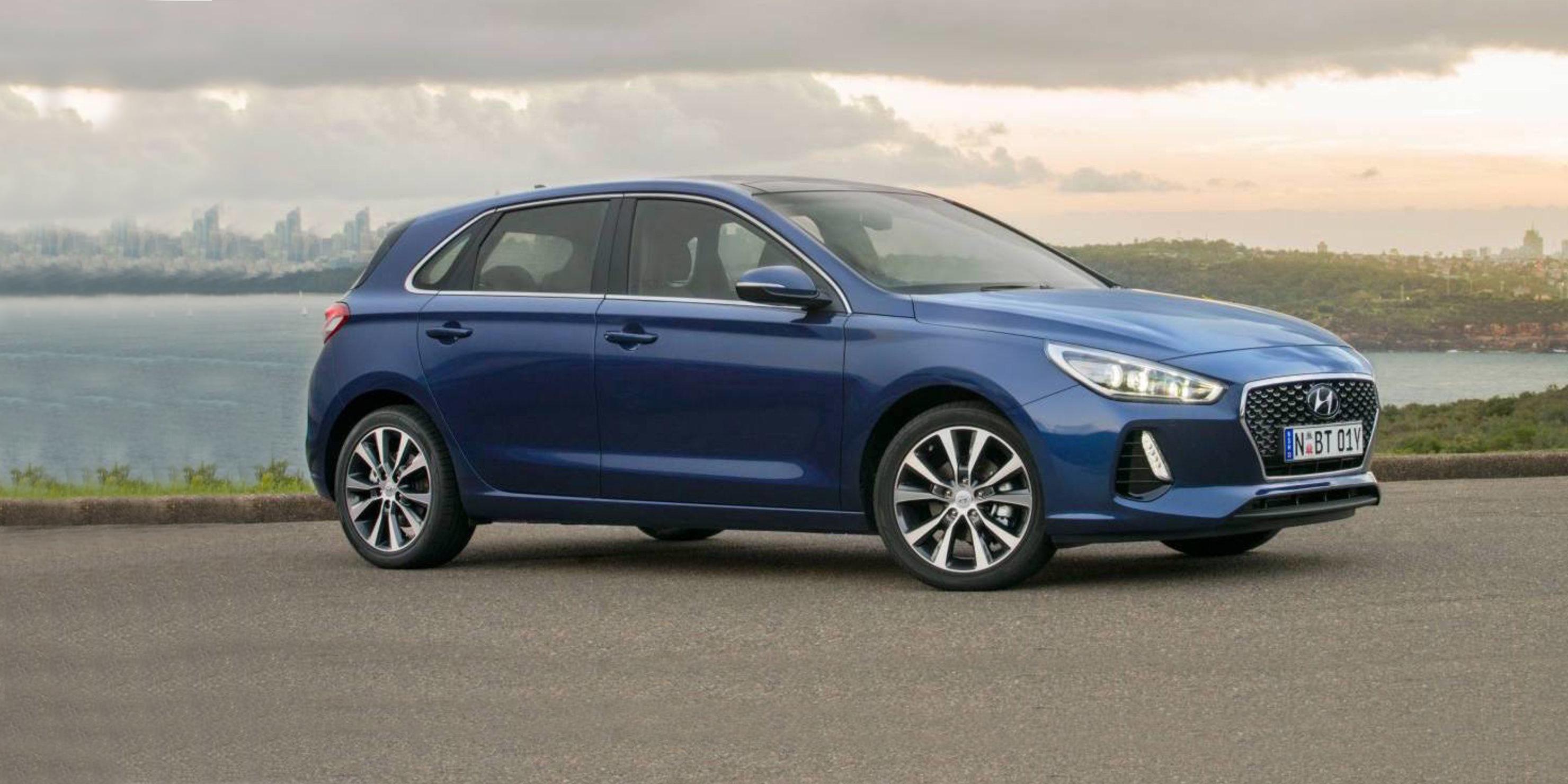 Fantastic 2017 Hyundai I30 Elite Review  CarAdvice