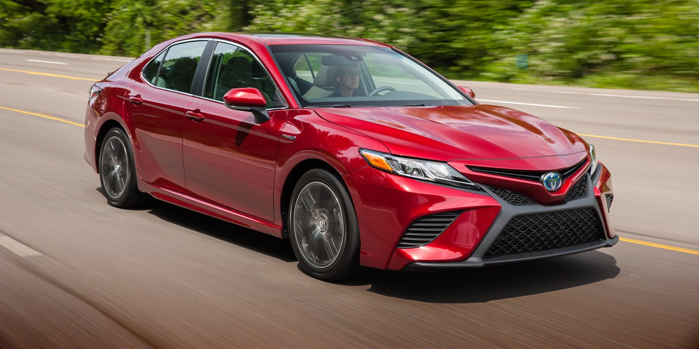 new 2018 toyota camry se auto msrp prices nadaguides. Black Bedroom Furniture Sets. Home Design Ideas