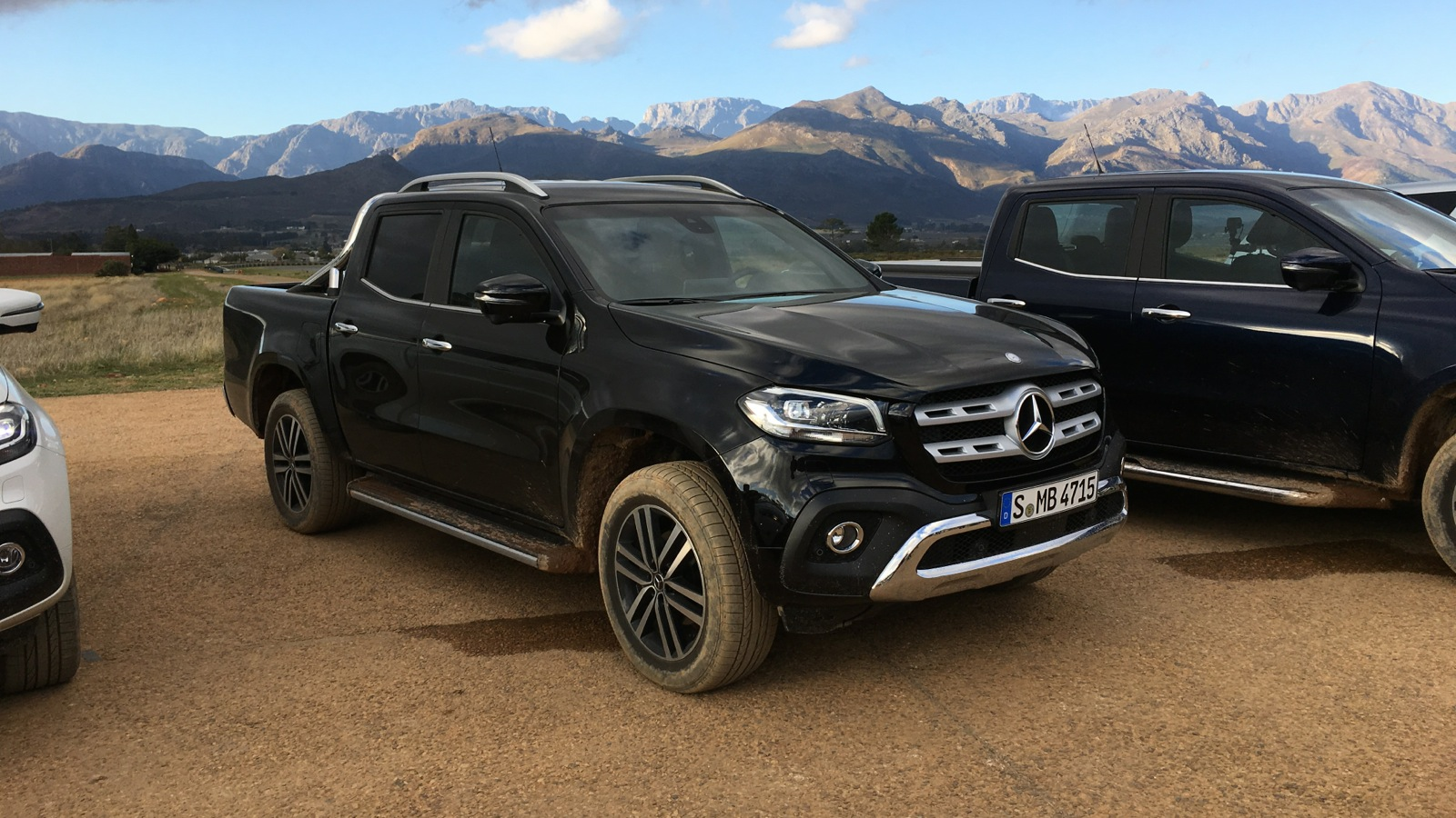 2018 mercedes benz x class ride along review caradvice for Mercedes benz of cleveland