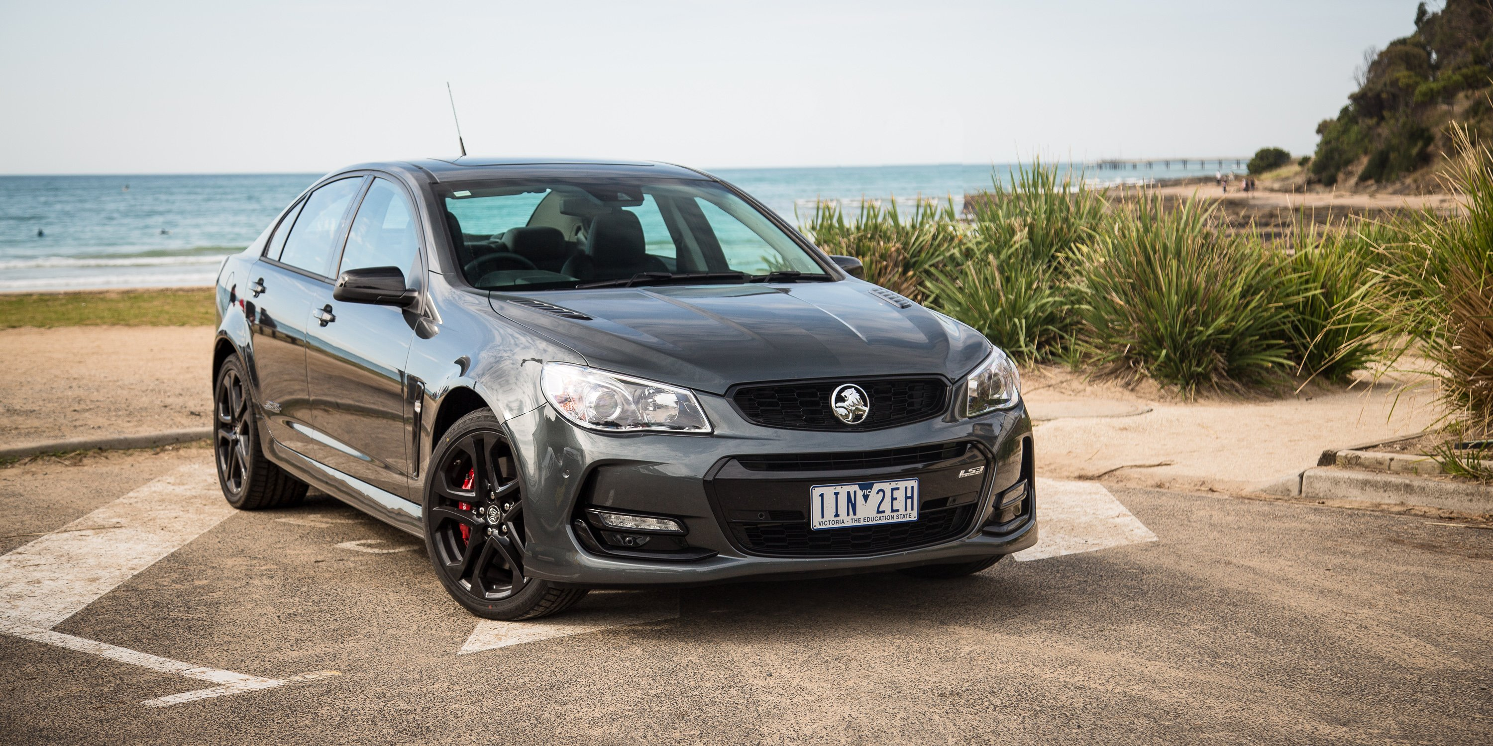 2017 holden commodore ssv redline review caradvice
