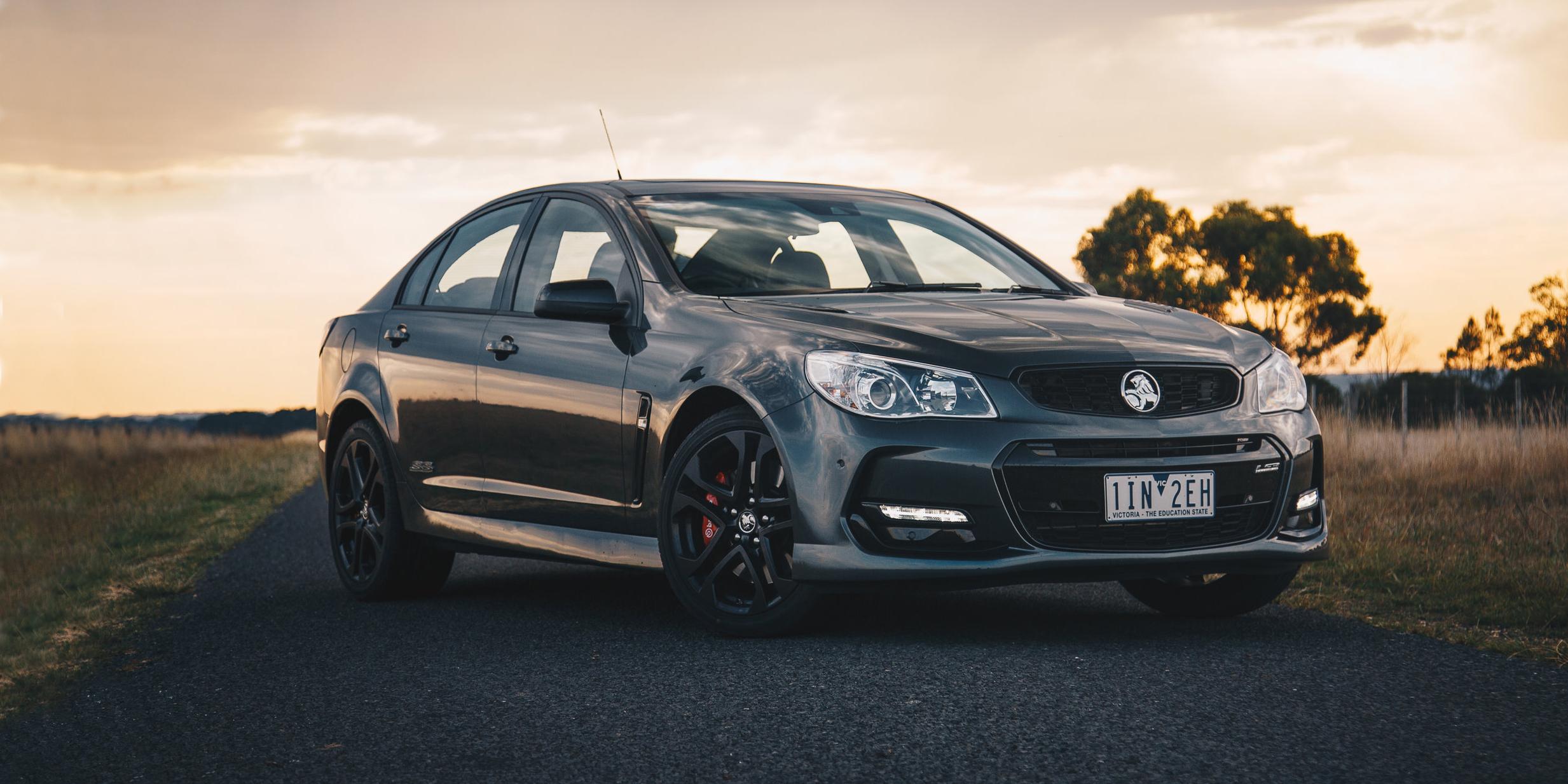 2017 Holden Commodore Ss V Redline Review Caradvice