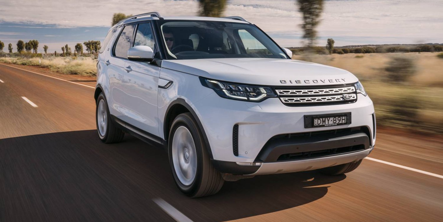 2017 Land Rover Discovery pricing and specs - Photos (1 of 9)