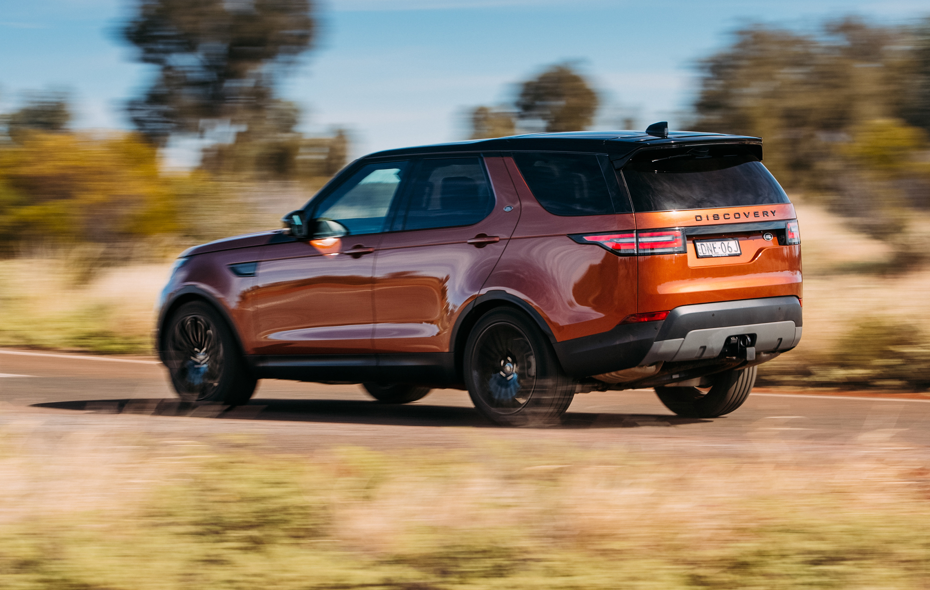 2017 Land Rover Discovery review | CarAdvice