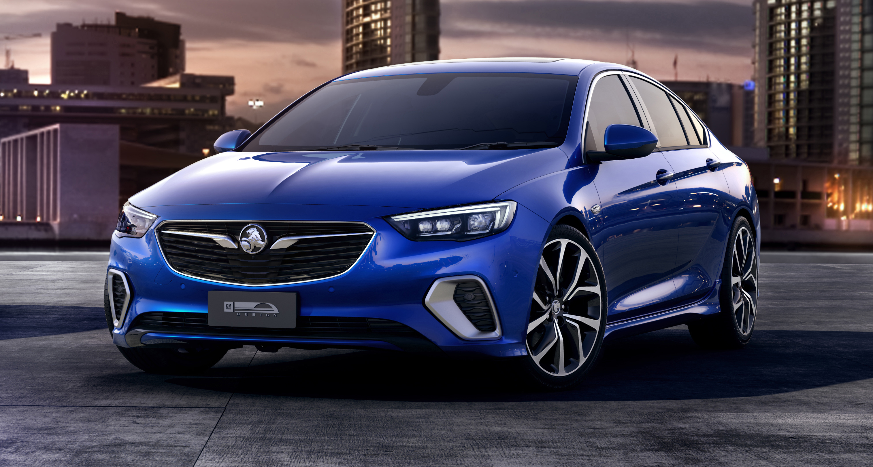 2018 Holden Commodore VXR (SS replacement) revealed ...