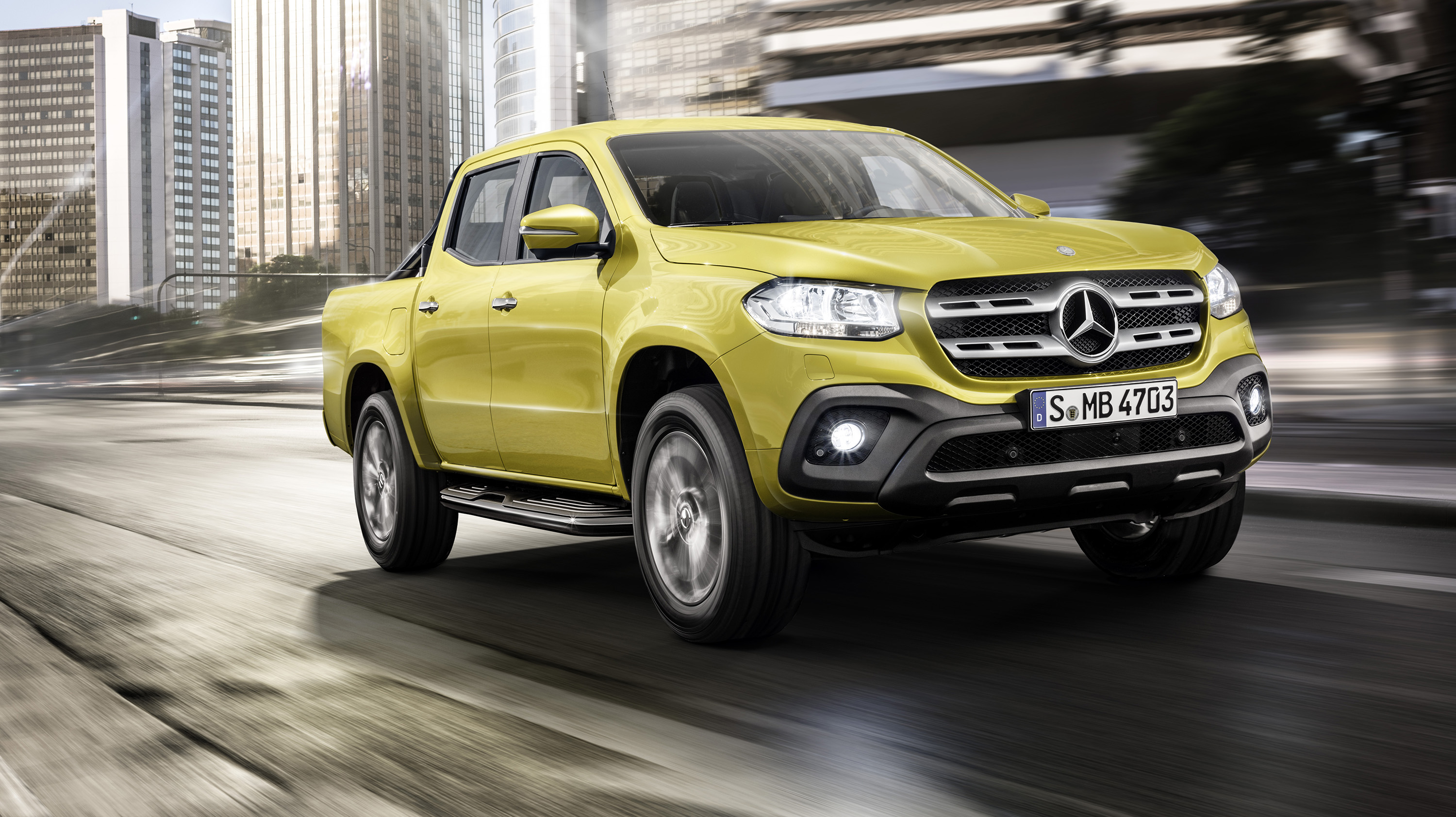 2018 mercedes benz x class revealed photos 1 of 57. Black Bedroom Furniture Sets. Home Design Ideas
