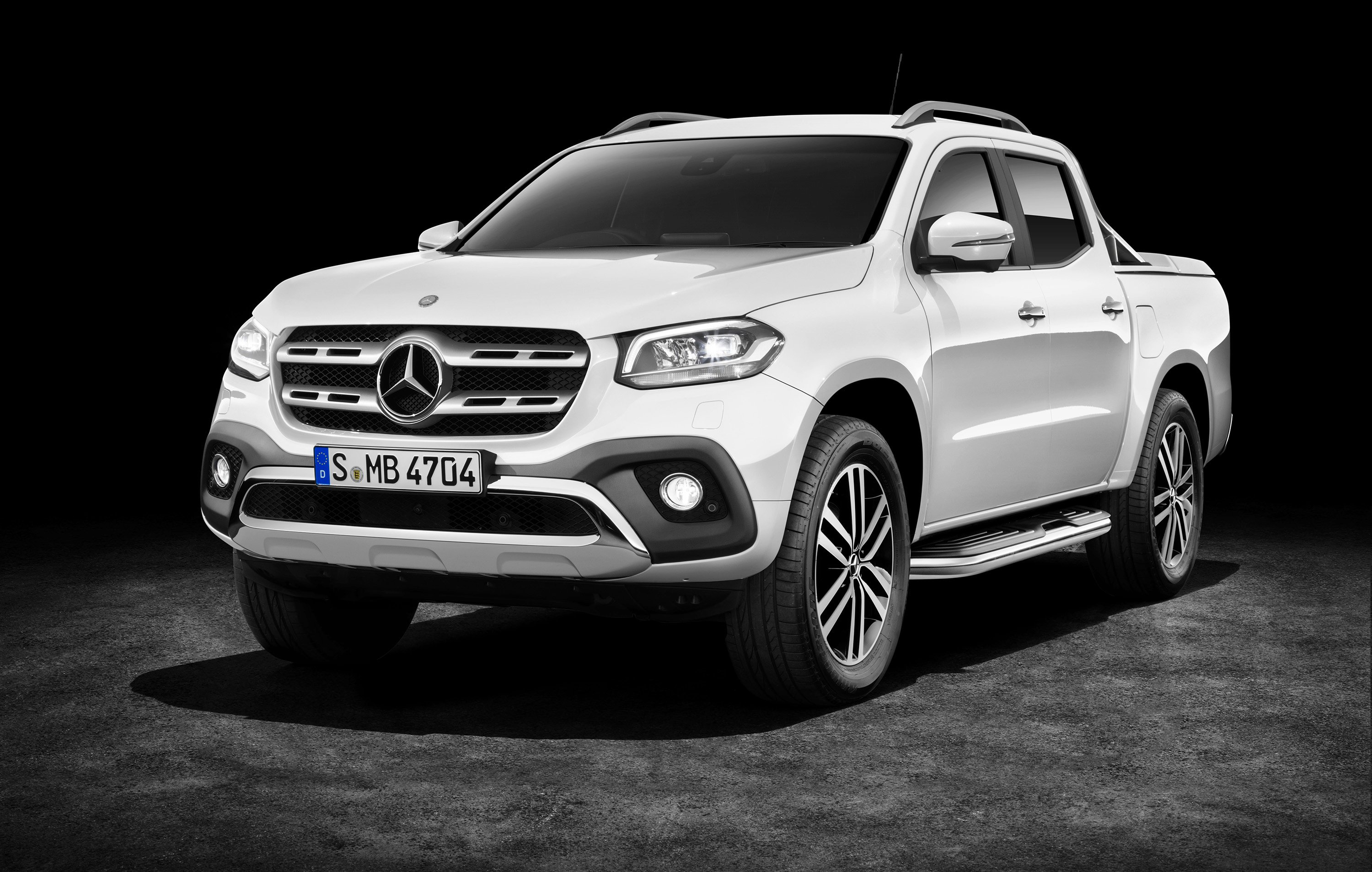 2018 mercedes benz x class ute australian details emerge. Black Bedroom Furniture Sets. Home Design Ideas