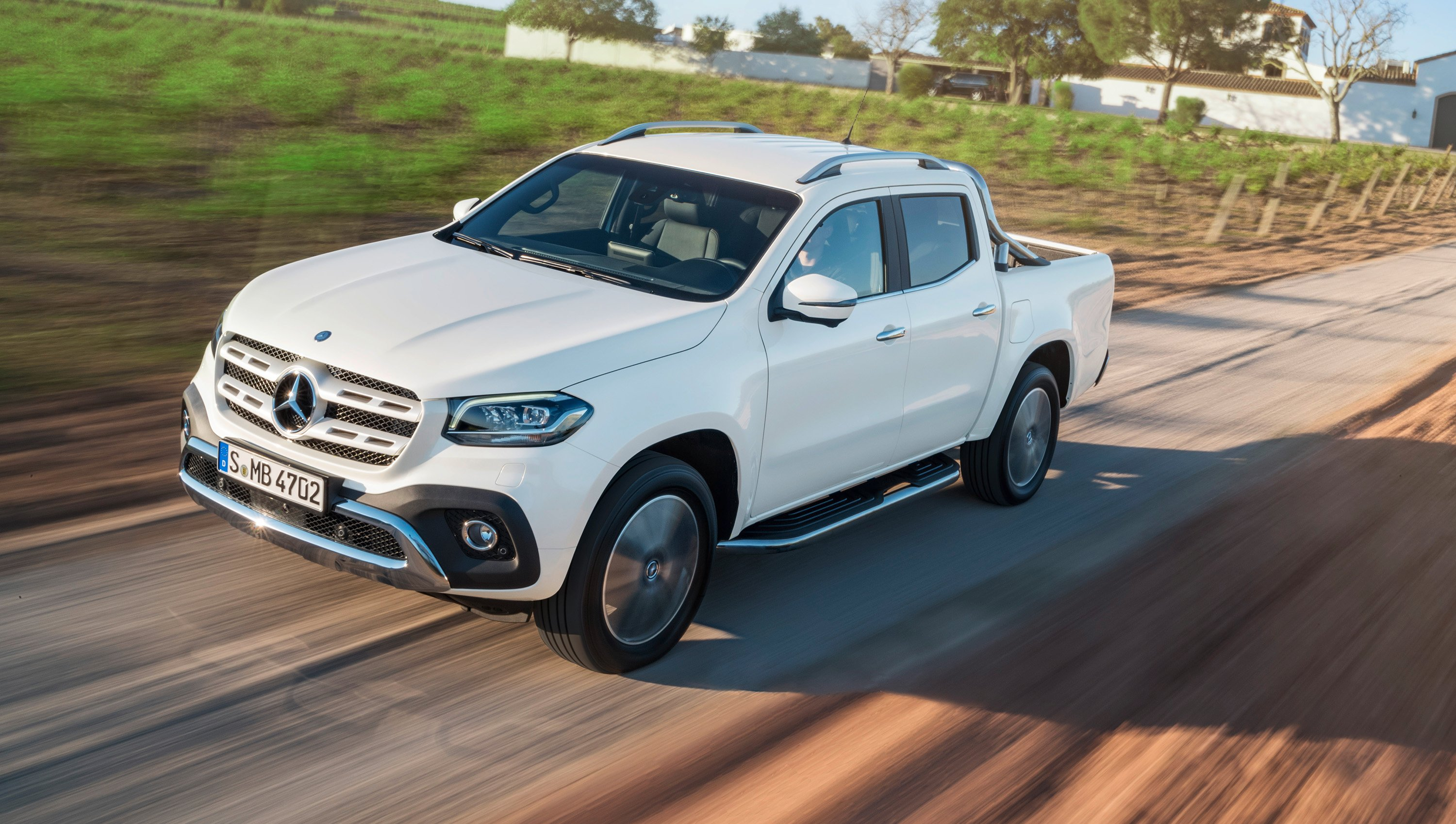 2018 mercedes benz x class ride along review caradvice for Mercedes benz in brooklyn
