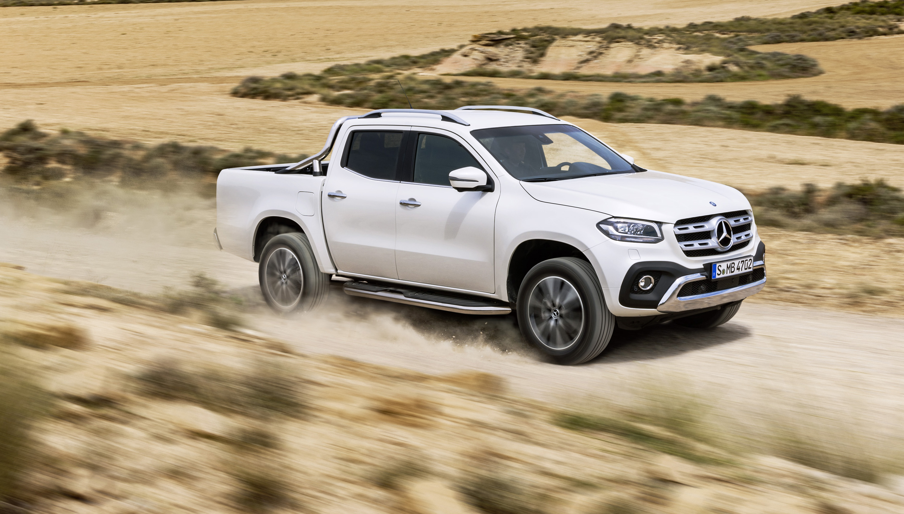 2018 mercedes benz x class ride along review caradvice for Mercedes benz under 30000