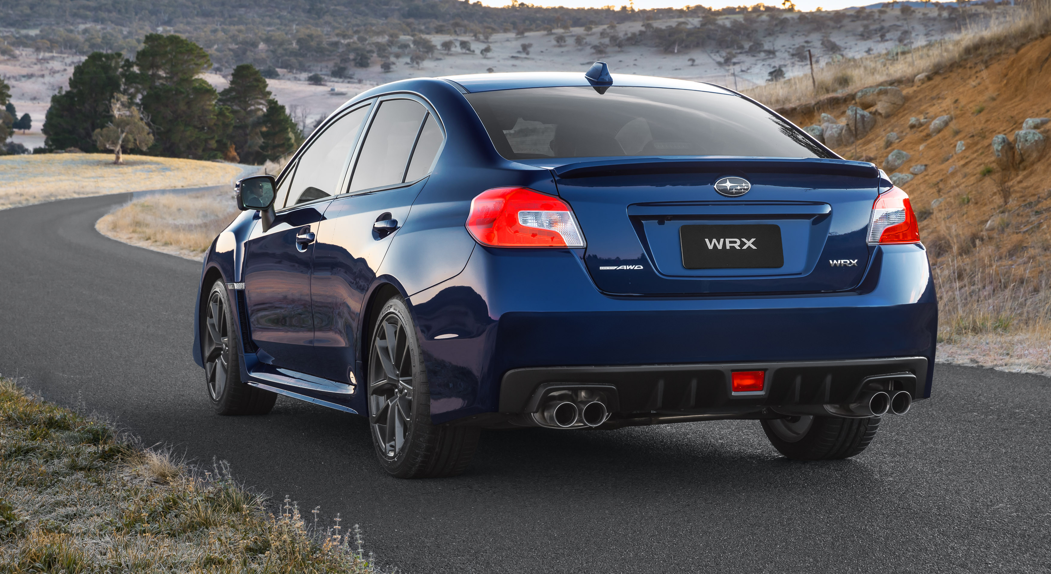 2018 subaru wrx wrx sti pricing and specs tweaked looks more kit photos 1 of 19. Black Bedroom Furniture Sets. Home Design Ideas