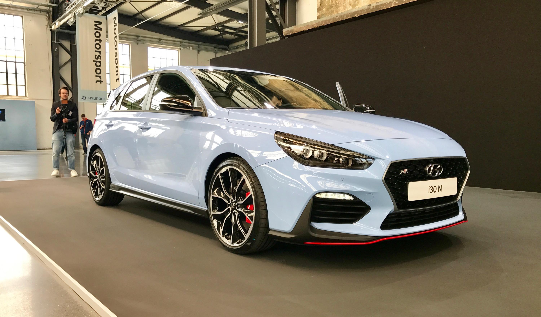 Hyundai aiming for European domination by 2021 - Photos (1 ...