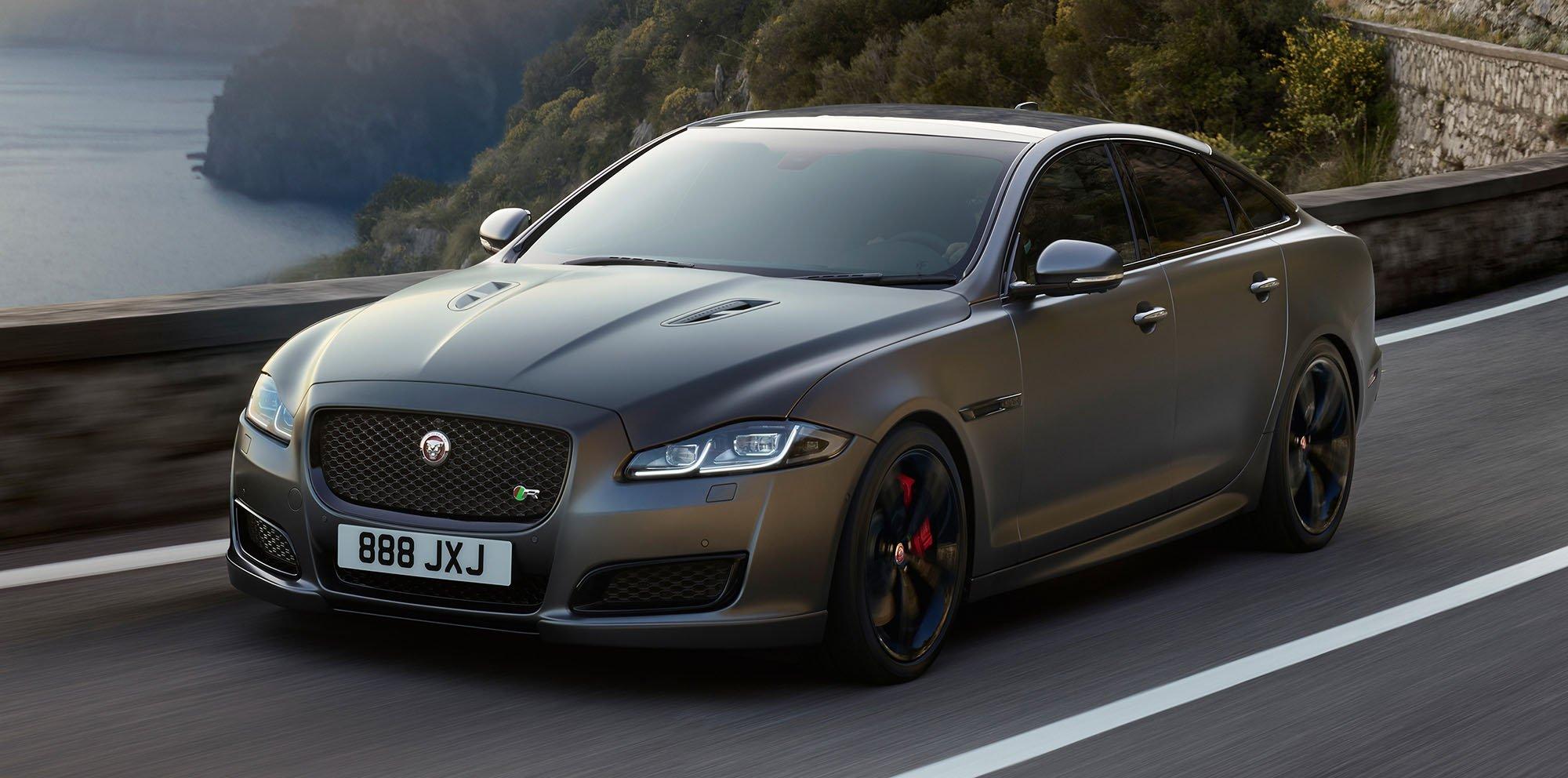 2018 Jaguar Xjr575 Headlines Updated Range Australian