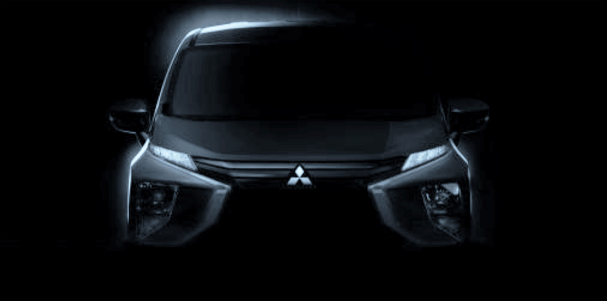 2018 Mitsubishi 'Expander' people mover teased - Photos (1 ...