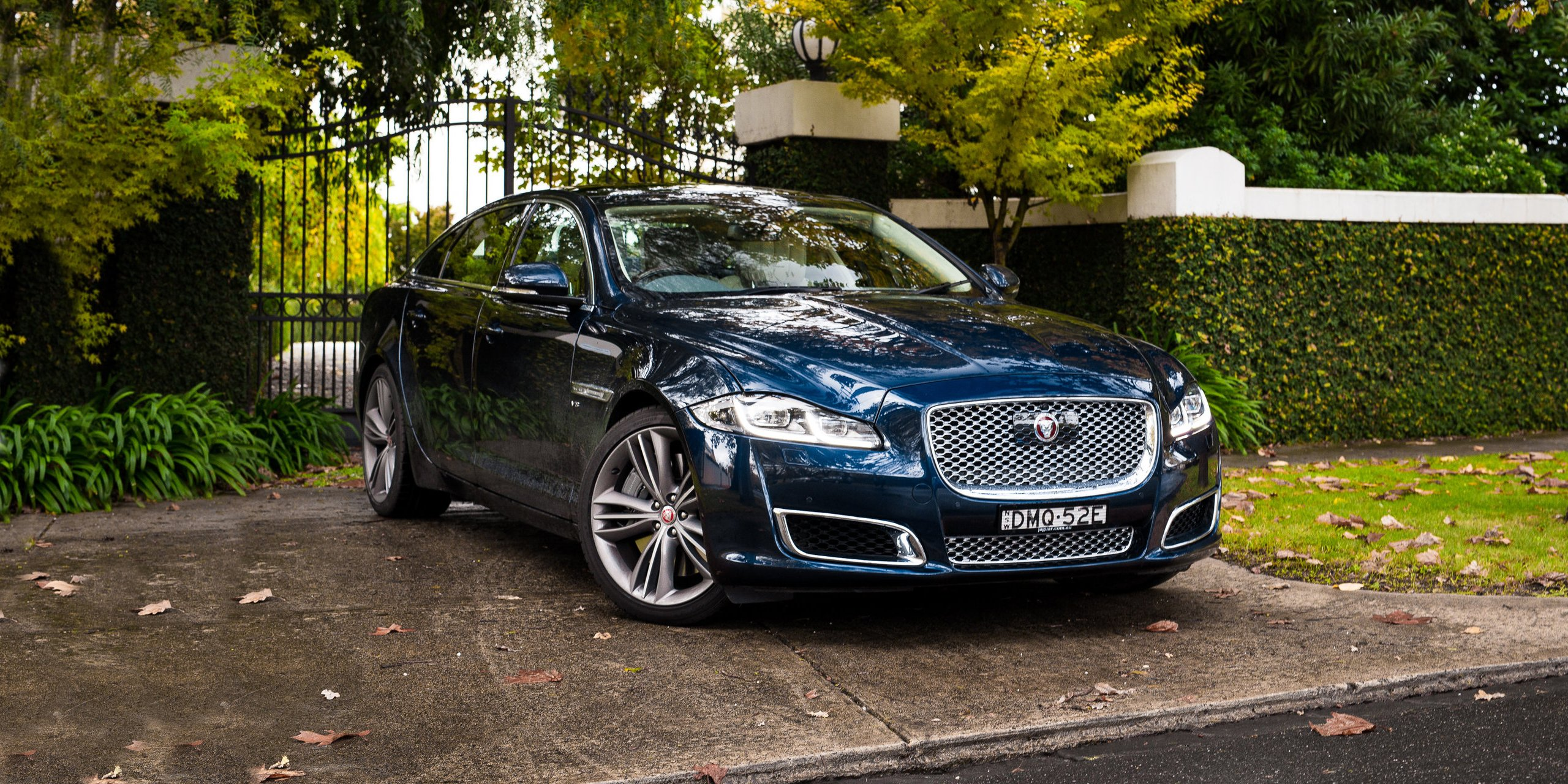 2017 Jaguar Xj Autobiography Review Caradvice